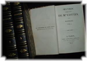 Mathilde de Sophie Cottin