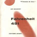 Fahrenheit 451, bonne année 2008!