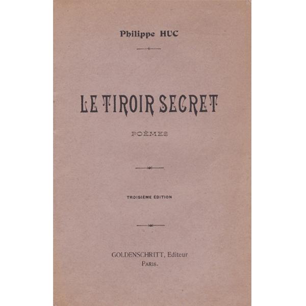 Quand Philippe Huc écrivait des poèmes
