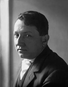 1923 - Francis Carco par Agence Meurisse
