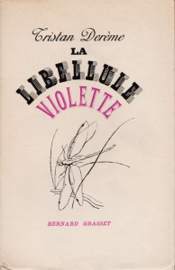 1942 (posthume) - La libellule violette