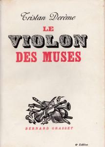 1935 - Le violon des muses