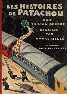 Les histoires de Patachou illustrées par André Helle