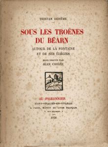 Sous les troènes du Béarn