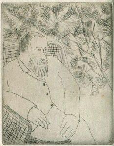 1929 - Théodore Decalandre par Sacha Klerx