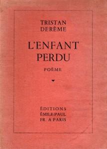1928 - L'enfant perdu