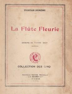 1913 (15 août) - La flûte fleurie