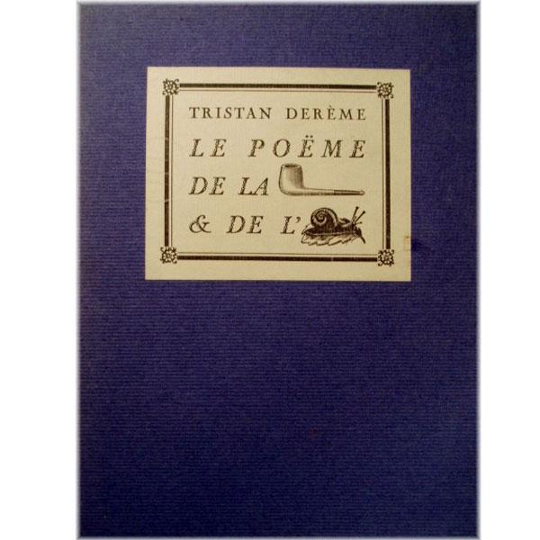 Tristan Derème, la gloire n'a pas de prix…