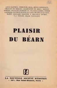 Plaisir du Béarn