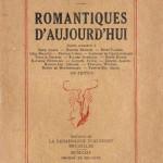 Romantiques aujourd'hui par Maurice Gauchez