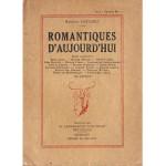 Romantiques d'aujourd'hui par Maurice Gauchez
