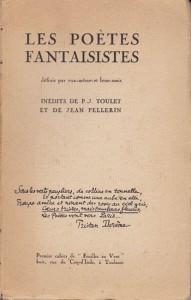 Les poètes fantaisistes
