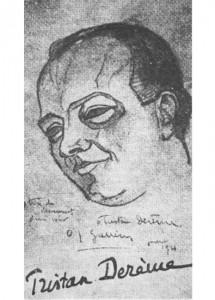 1927 ? Tristan Derème par Antoine-Pierre Gallien
