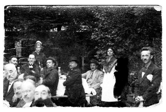Banquet Frédéric Soutras à Bagnères de Bigorre