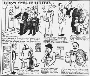 1925 10 17 - Nouvelles Littéraires Tristan Derème par Henri Guilac