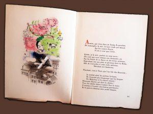 Songes du poète illustré par Henriette Huchard