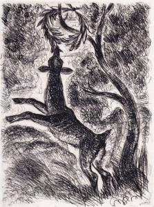 1930 Daragnès dans Caprice