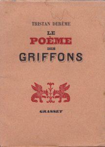Le poème ds griffons