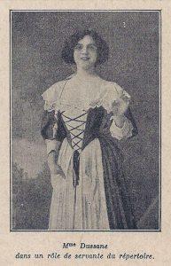 Béatrix Dussane servante du répertoire